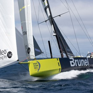 Green Marine – Team Brunel, Volvo Ocean Race
